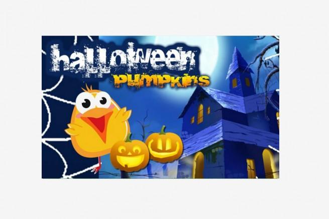 App-Infantil-Halloween-Pumpkins