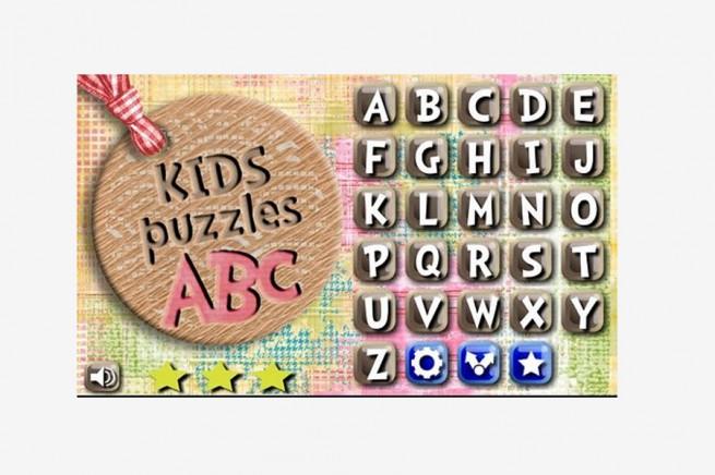 App Kids-Puzzles-ABC