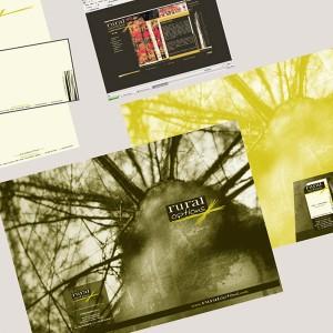 Papelería comercial, diseño de imagen, implantación e impresión.  Creación y desarrollo Web.